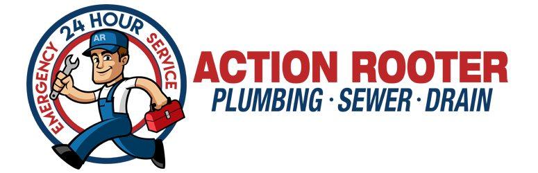 Action Rooter Plumbing logo