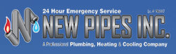 New Pipes Inc logo